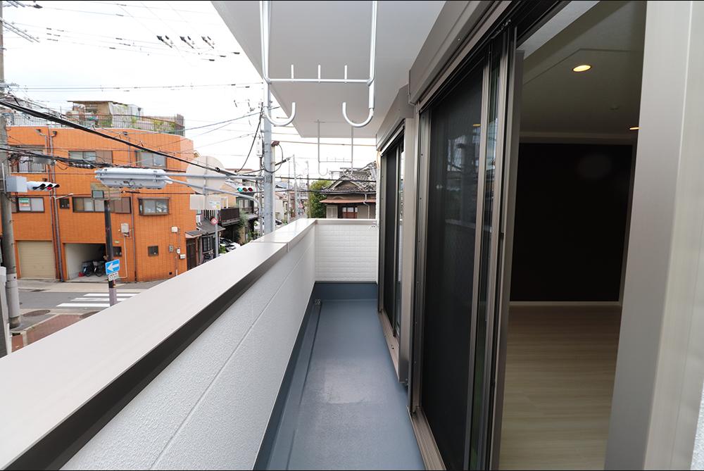 東住吉区北田辺1丁目にハウジングギャラリーの新築一戸建て堂々分譲4