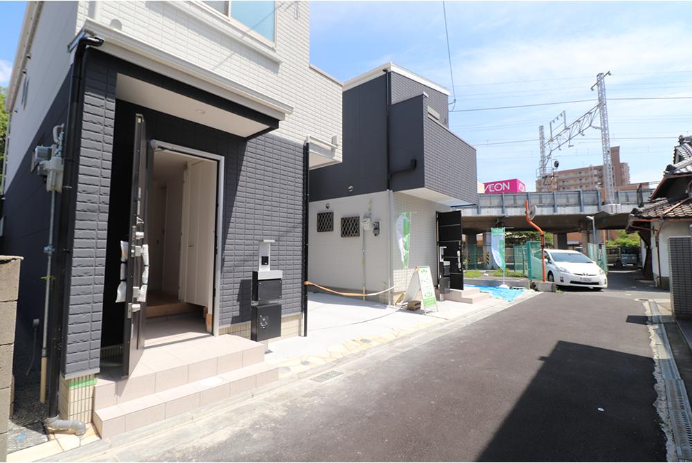 東大阪市鴻池本町にハウジングギャラリーの新築一戸建て堂々分譲10