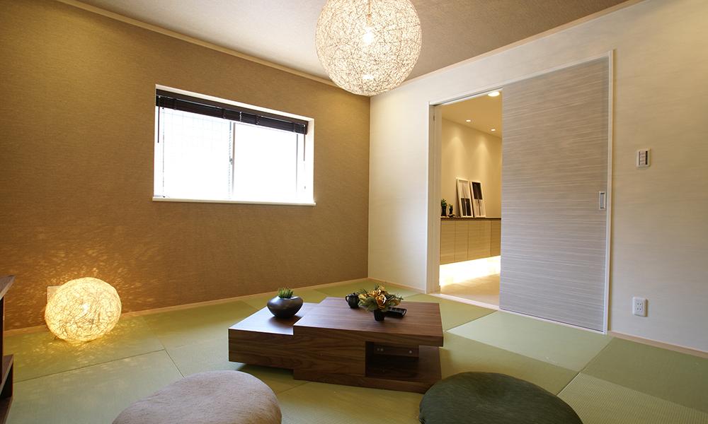 茨木市美沢町にハウジングギャラリーの新築一戸建て堂々分譲7