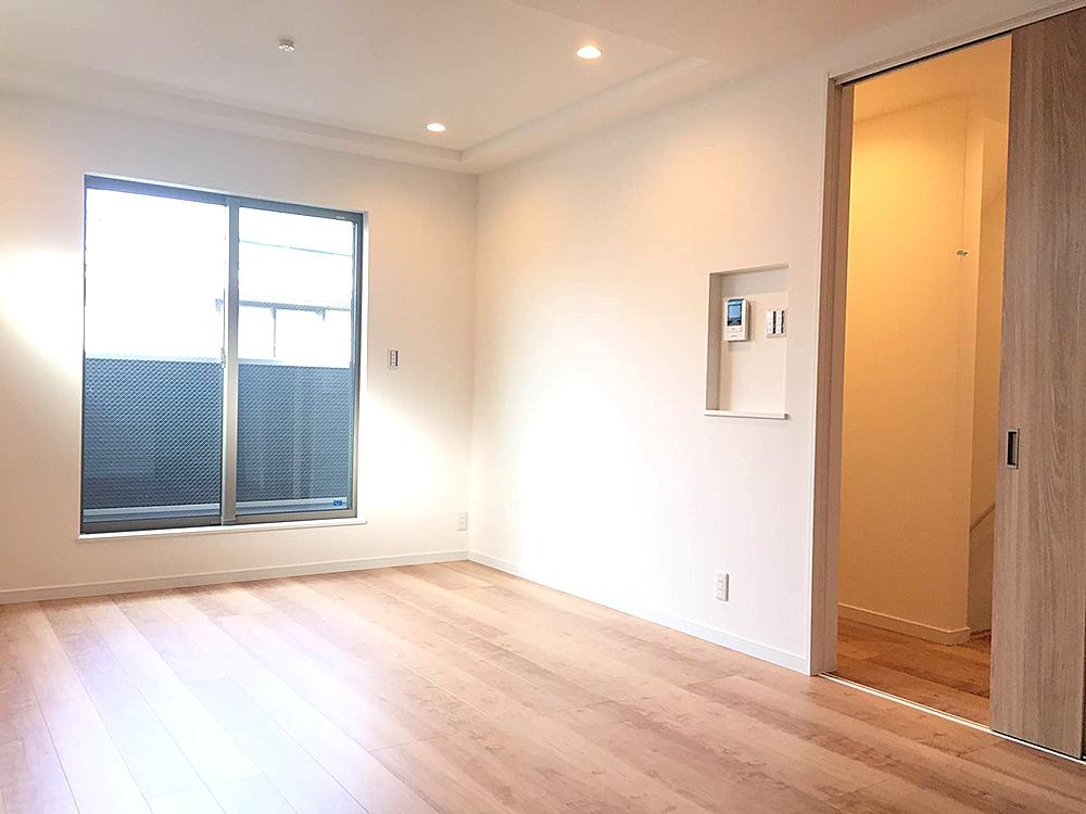 西今川4丁目にハウジングギャラリーの新築一戸建て堂々分譲9