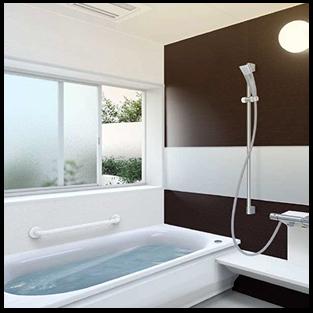 鴫野東新築バスルーム